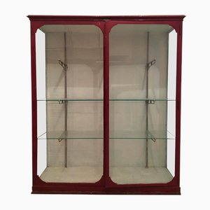 Art Deco Italian Showcase Cabinet