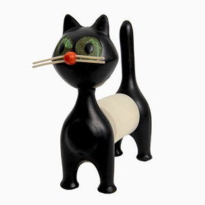 Tomcat Toy by Libuše Niklová for Fatra Napajedlá, 1963