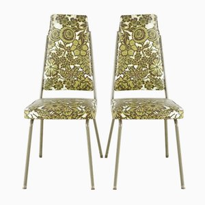 American Side Chairs from Metalcraft, 1950s, Set of 2