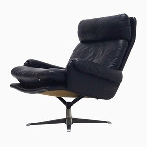 Mid-Century Danish Design ESA Swivel Chair by Werner Langenberg, 1960s
