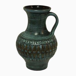 Vintage Large Vase by Jean de Lespinasse