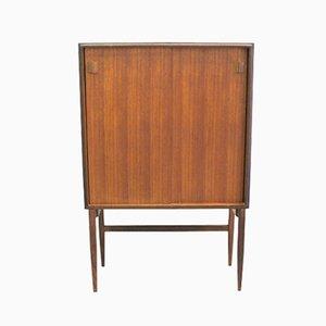 Mueble danés vintage pequeño de teca
