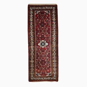 Handgearbeiteter nahöstlicher Vintage Hamadan Teppich, 1970er