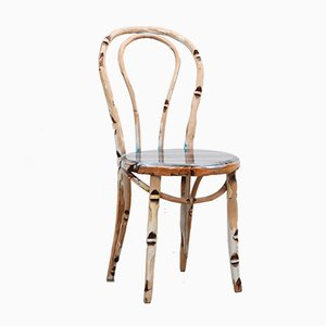 Birch Side Chair by Markus Friedrich Staab