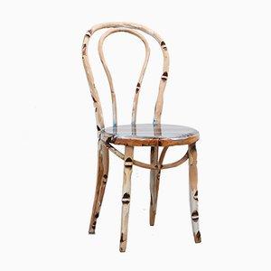 Chaise d'Appoint en Bouleau par Markus Friedrich Staab