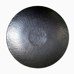 Bandeja española vintage de acero