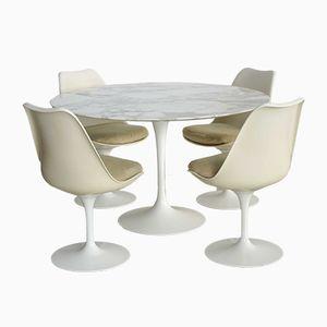 Essgruppe von Eero Saarinen für Knoll International, 1960er