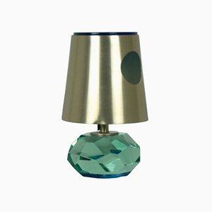 Lámpara de mesa modelo 2228 de Max Ingrand para Fontana Arte, 1965