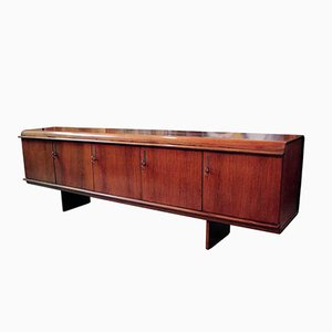 Italian Pellicano Rosewood Sideboard by Vittorio Introini for Luigi Sormani, 1970