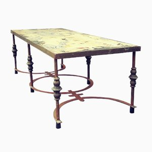 Mesa de centro Gran Desierto vintage artesanal