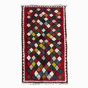 Vintage Middle Eastern Carpet, 1980s