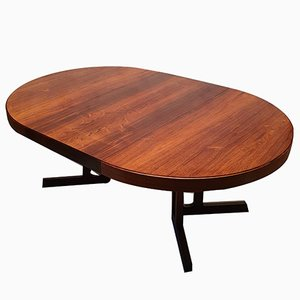 Rosewood Dining Table by Johannes Andersen for Hans Bech, 1968