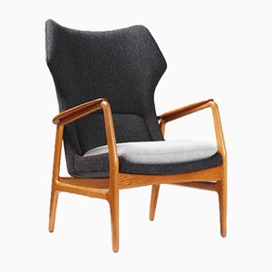 Wing Chair by Aksel Bender Madsen for Bovenkamp, 1960s