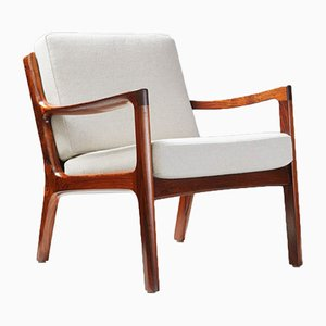 Senator Chair by Ole Wanscher for France & Son, 1960s