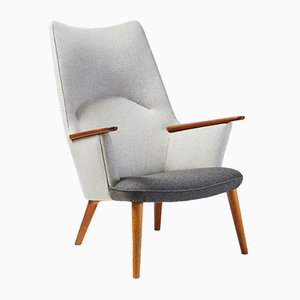 AP-27 Armchair by Hans J. Wegner for A.P. Stolen, 1950s