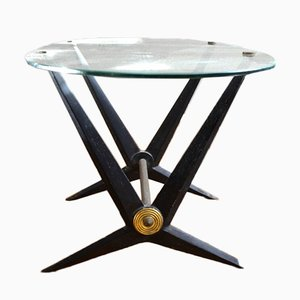 Italian Modern Coffee Table by Angelo Ostuni, 1950s