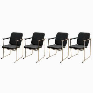 Skaala Armchairs by Yrjo Kukkapuro for Avarte, 1978, Set of 4