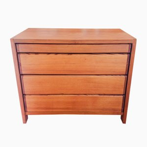 R03A Chest with Four Drawers from Pierre Chapo, 1970s