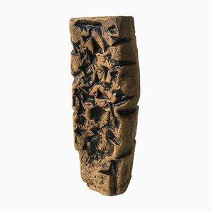 Brutalist Ceramic Vase, 1970s