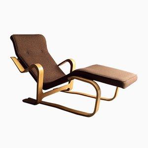 Chaise Longue Mid-Century par Marcel Breuer, 1970s