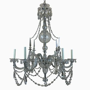 Large Georgian Chandelier, 1790s