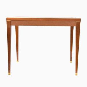 Art Deco Schreibtisch von Jacques Quinet