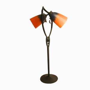 Lampe de Bureau Art Déco de Schneider, 1926