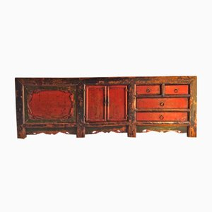 Antique Chinese Grain Store Sideboard, 1780s