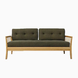 Mid-Century Antimott Daybed by Walter Knoll for Wilhelm Knoll