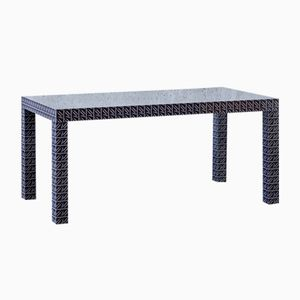 Hitan Black Cod.02 Desk by Chapel Petrassi
