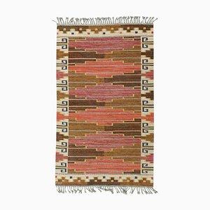Vintage Bruna Heden Carpet by Märta Maas-Fjetterström