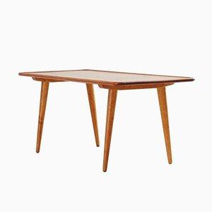Table Basse en Teck par Hans J. Wegner pour Andreas Tuck, Danemark 1950s