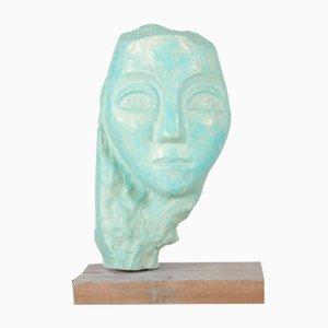 Escultura sueca de arenisca de Lennart Olausson, 2003