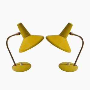 Tischlampen von Arredoluce, 1950er, 2er Set