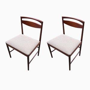 Chaises de Salon Mid-Century par Tom Robertson pour A.H. McIntosh, 1970s, Set de 2