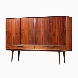Mid-Century Danish Model 13 Sideboard from Omann Jun, 1960s
