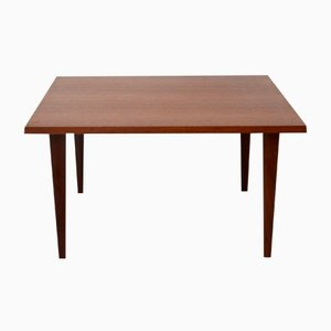Vintage Swedish Teak Coffee Table, 1970s