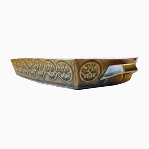 Mid-Century Danish Ceramic Ovenproof Dish by Jens Harald Quistgaard for Kronjyden Randers