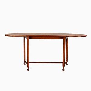 Tavolino da caffè modello nr. 1133 in mogano di Josef Frank per Svenskt Tenn, anni '40
