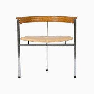 Chaise PK-11 Vintage par Poul Kjaerholm pour E. Kold Christensen, Danemark