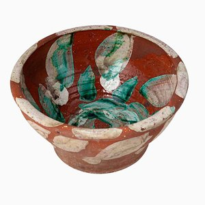 Earthenware Bowl by Hertha Hillfon, 1970
