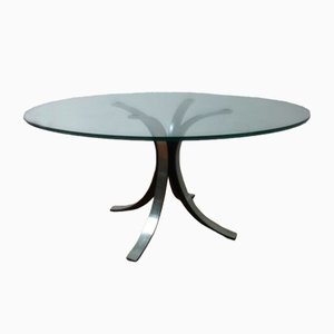 Vintage T69 Table by Osvaldo Borsani and Eugenio Gerli for Tecno