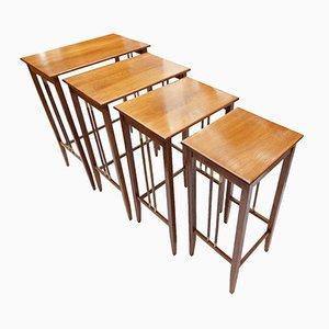 Mesas nido modernistas