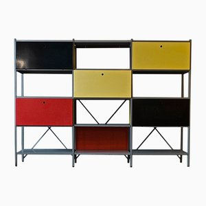 663 Wall System by Wim Rietveld for Gispen, 1954