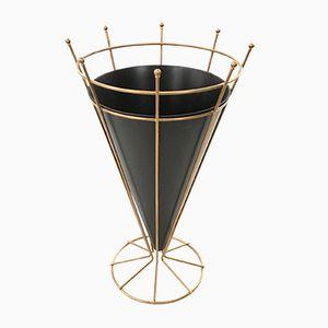 Minimalistischer Italienischer Schirmständer, 1950er
