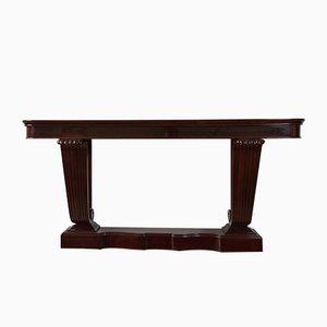 Mesa consola Art Decó