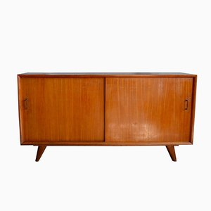 French Modernist Sideboard, 1950s