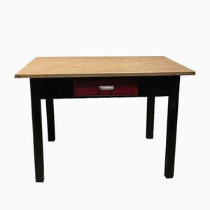 Vintage Tisch mit Schublade, 1930er
