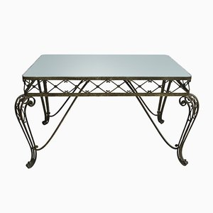 Table Console Vintage, Italie, 1950s