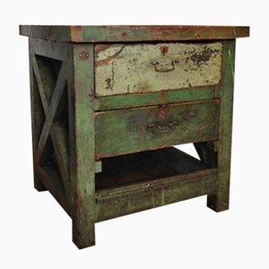 Tavolo vintage da laboratorio